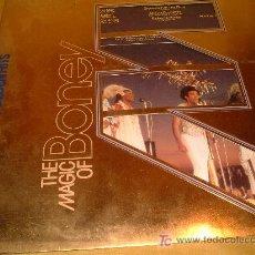 Discos de vinilo - LP VINILO THE MAGIC OF BONEY 1980 - 6703350