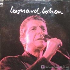 Discos de vinilo: LEONARD COHEN 'LEONARD COHEN'.. Lote 24779108