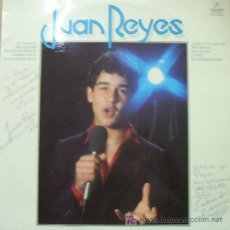 Discos de vinilo: JUAN REYES. Lote 5886708