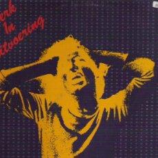 Discos de vinilo: WERK IN THE UITVORING OVERLAST - LIVE. Lote 11623696