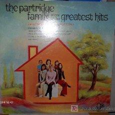 Discos de vinilo: THE PARTRIDGE FAMILY ----- GREATEST HITS. Lote 25946614