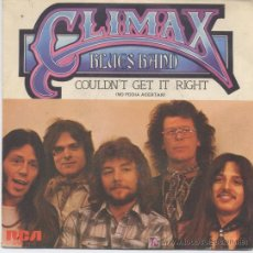 Discos de vinilo: CLIMAX BLUES BAND. Lote 5941140