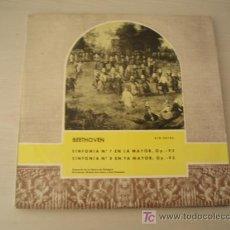 Discos de vinilo: LP BEETHOVEN. SINFONIAS. Lote 6499915