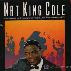 Discos de vinilo: NAT KING COLE DISCO DOBLE . Lote 6499737