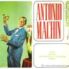 Discos de vinilo: ANTONIO MACHIN. Lote 13823232