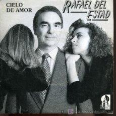 Discos de vinilo: RAFAEL DEL ESTAD - CIELO DE AMOR - 1990 - PROMOCIONAL. Lote 8511754