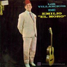 Discos de vinilo: HUMOR EMILIO EL MORO-PASTOREÑOS + 3 EP EDITA DISCOPHON EN 1967 SPAIN. Lote 5952614