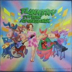 Discos de vinilo: FLANNERY ETA BERE ASTAKILOAK - FLANNERY ETA BERE ASTAKILOAK - 1986 - INFANTIL - EUSKERA. Lote 27436673
