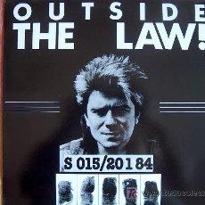 Discos de vinilo: LP - THE LLOYD LANGTON GROUP - OUTSIDE THE LAW - ORIGINAL ESPAÑOL, ASPA RECORDS 1988. Lote 5981838