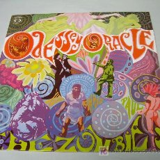 Discos de vinilo: LP THE ZOMBIES ODESSEY AND ORACLE VINILO NUEVO PSYCH. Lote 99958060