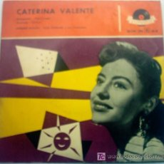 Discos de vinilo: CATERINA VALENTE. Lote 27048745