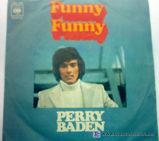 PERRRY BADEN (Música - Discos - Singles Vinilo - Pop - Rock - Extranjero de los 70)