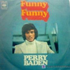 Discos de vinilo: PERRRY BADEN. Lote 27365986
