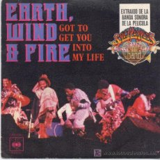 Discos de vinilo: EARTH,WIND & FIRE. Lote 6002841