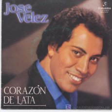 Discos de vinilo: JOSE VELEZ. Lote 6005501