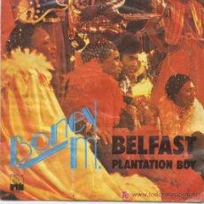 Discos de vinilo: BONEY M.BELFAST. Lote 6008256