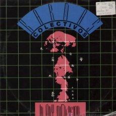 Discos de vinilo: KARMAS COLECTIVOS / IN ANY DIMENSION (MAXI PLATAFORMA DE 1987). Lote 13649238