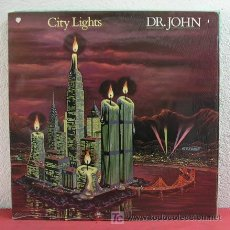 Discos de vinilo: DR. JOHN ( CITY LIGHTS ) USA - 1978 LP33 HORIZON. Lote 6021956
