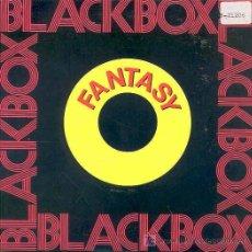 Discos de vinilo: BLACKBOX - FANTASY - SINGLE PROMOCIONAL ESPAÑOL DE 1990. Lote 6046293