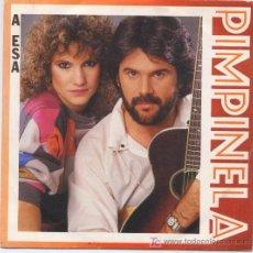 Discos de vinilo: PIMPINELA,A ESA. Lote 296935638