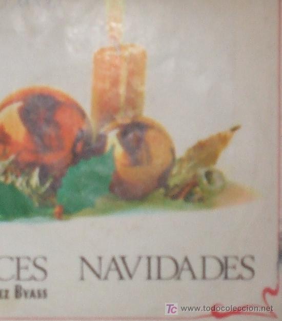 FELICES NAVIDADES CON GONZALEZ BYASS**** (Música - Discos - Singles Vinilo - Otros estilos)