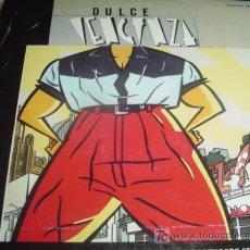 Discos de vinilo: DULCE VENGANZA: SINGLE 7 MOVIDA 80ERA. Lote 26990268
