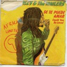 Discos de vinilo: BOB MARLEY AND THE WAILERS . Lote 6060861