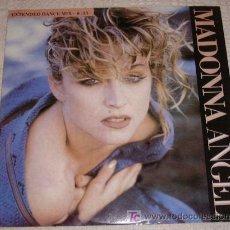 Discos de vinilo: MADONNA MAXISINGLE ANGEL - BURNING UP (VINILO 12 PULGADAS) 1985 UK - W 8881 T. Lote 18122028
