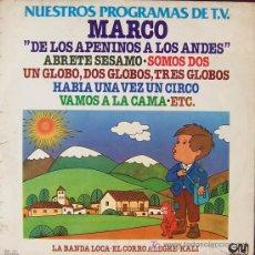 Discos de vinilo: MARCO DISCO INFANTIL. Lote 22212553