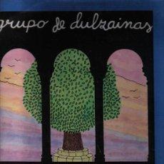 Discos de vinilo: LP GRUPO DE DULZAINAS REBOLLADA - MUSICA ANTIGUA Y TRADICIONAL - SONIFOLK 1988. Lote 26117938