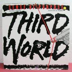 Discos de vinilo: THIRD WORLD ( SENSE OF PURPOSE EXTENDED VERSION & EXTENDED CLUB MIX ) 1985-HOLANDA MAXI45 CBS. Lote 6078966