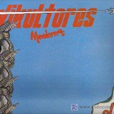 Discos de vinilo: LP AVIKULTORES MODERNOS - CON EL RABO ENTRE LAS PIERNAS. Lote 14979633
