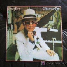 Discos de vinilo: ELTON JOHN - GREATEST HITS.. Lote 12781407