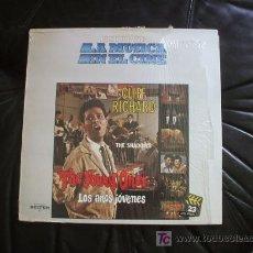 Discos de vinilo: THE YOUNG ONES - BANDA SONORA DE LA PELÍCULA PROTAGONIZADA POR CLIFF RICHARDS.. Lote 12350198