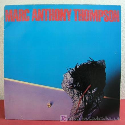 MARC ANTHONY THOMPSON USA - 1984 LP33 WARNER BROS RECORDS (Música - Discos - LP Vinilo - Pop - Rock - New Wave Extranjero de los 80)