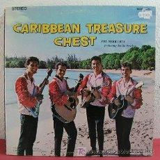 Discos de vinilo: THE MERRYMEN FEATURING EMILE STRAKER ( CARIBBEAN TREASURE CHEST ) BARBADOS ONTARIO-CANADA LP33. Lote 6131453
