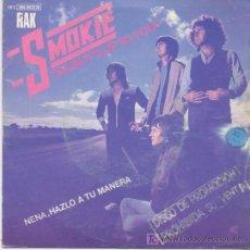 Discos de vinilo: SMOKIE, SG, PROMO. Lote 6160047