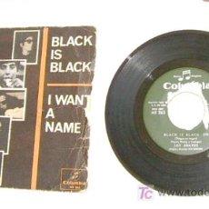 Discos de vinilo: DISCO BLACK IS BLACK, LOS BRAVOS. Lote 26510077