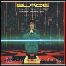 Discos de vinilo: LP ARGENTINO DE SLADE AÑO 1983 COPIA PROMOCIONAL. Lote 27545013