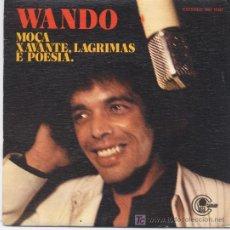 Discos de vinilo: WANDO, MOCA,SG,PROMO. Lote 6185777