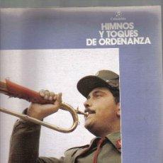 Vinyl records - LP DE MUSICA MILITAR - HIMNOS Y TOQUES DE ORDENANZA - 20385097
