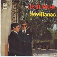 Discos de vinilo: LOS DE VALME, ES NUESTRA VIRGEN DE VALME. Lote 6195026