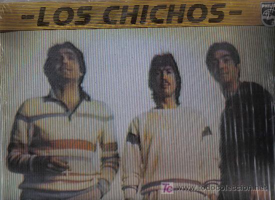 LP LOS CHICHOS - ADELANTE (Música - Discos - LP Vinilo - Flamenco, Canción española y Cuplé)