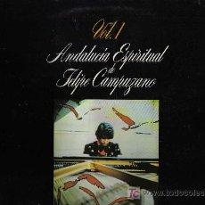Discos de vinilo: 3 LP´S DE FELIPE CAMPUZANO: ANDALUCIA ESPIRITUAL, VOLUMENES 1, 2 Y 3: CADIZ , SEVILLA Y JAEN. Lote 15009098
