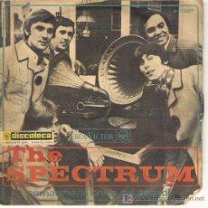 Discos de vinilo: THE SPECTRUM - SAMANTHA / LA CHICA DEL SABADO. Lote 12003348