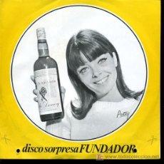 Discos de vinilo: CAMPANILLEROS DE SEVILLAS - BRILLA EL SOL / CHIRIMIAS / VAN LOS PASTORES - EP 1967 - FUNDADOR 10136. Lote 6212608