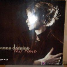 Discos de vinilo: ANNA DOMINO ------ THIS TIME. Lote 15930332