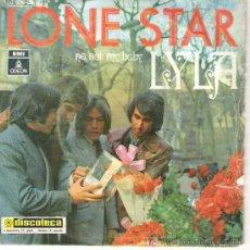 Discos de vinilo: LONE STAR - LYLA / NO NOT MY BABY ****1970 EMI ODEON . Lote 15429633