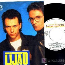 Discos de vinilo: LIJAO SINGLE . Lote 11774031