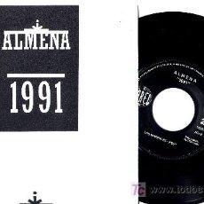 Discos de vinilo: ALMENA 1991 SINGLE . Lote 20065459